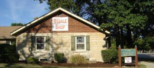 Pennywise Resale Shoppe Sidewalk Sale