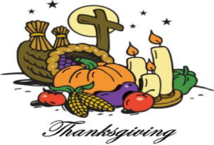 Thanksgiving Eve Services